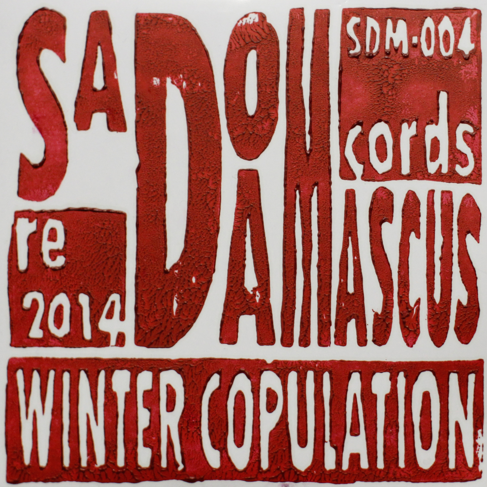 SadoDaMascus Records: Winter Copulation 2014     SDM-004