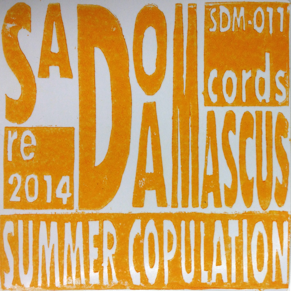 SadoDaMascus Records: Summer Copulation 2014     SDM-011