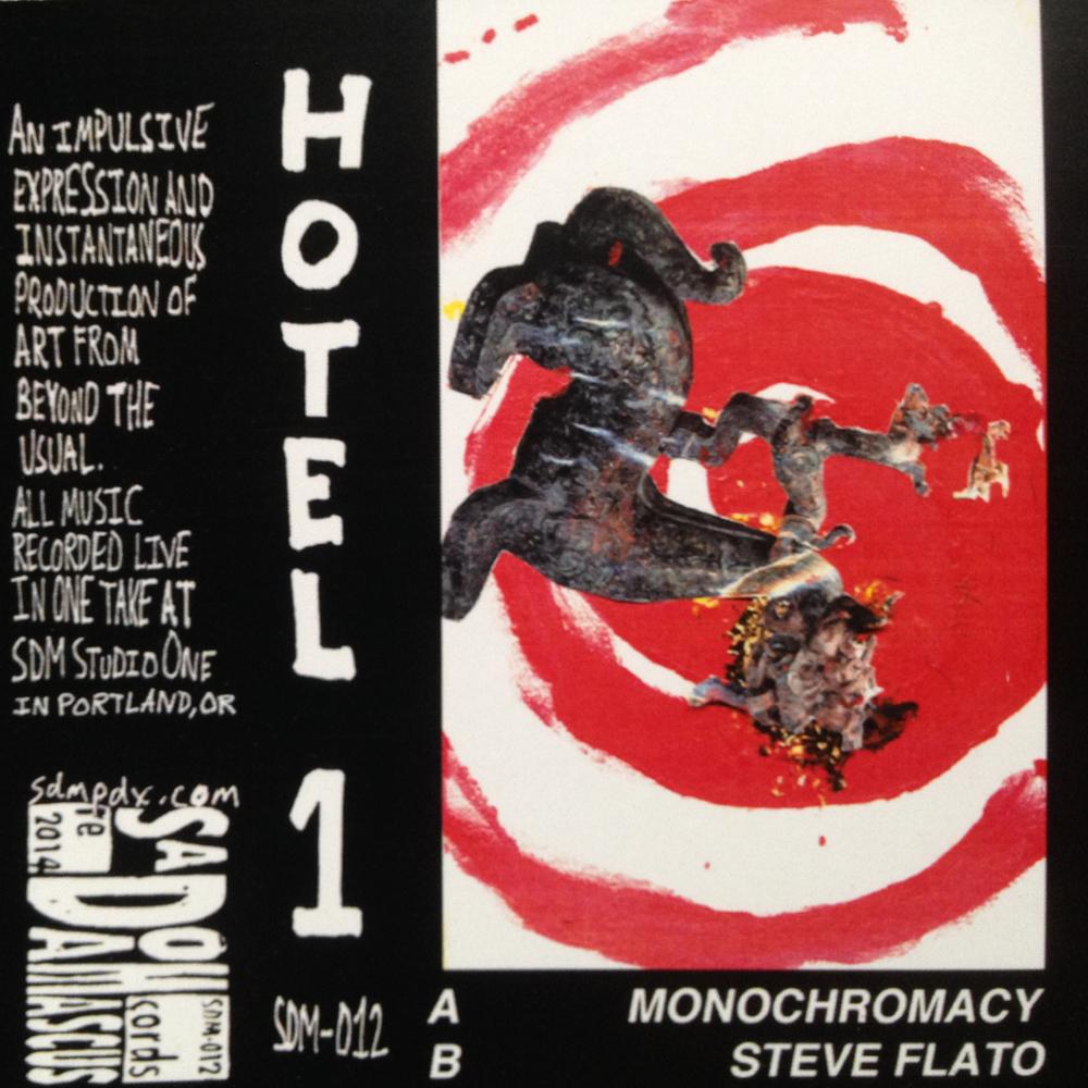 Hotel 1: Monochromacy/Steve Flato  (from San Diego)    SDM-012