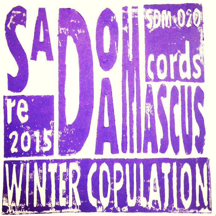 SadoDaMascus Records: Winter Copulation 2015     SDM-020