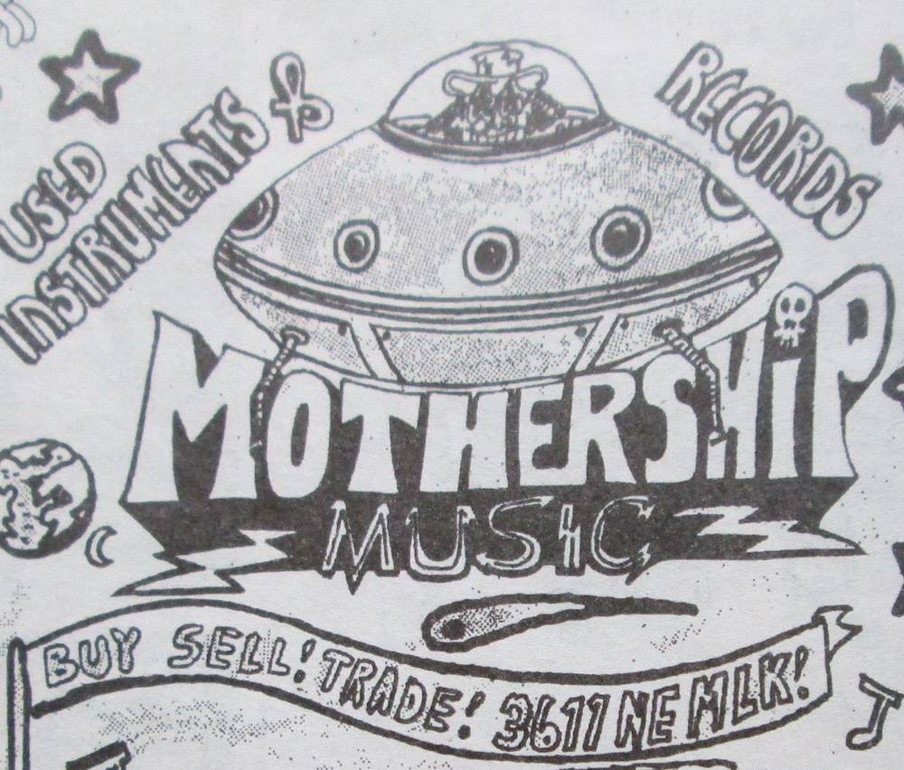 Mothership Music  3611 NE Martin Luther King Jr. Blvd  Portland, OR   https://www.facebook.com/MothershipMusicPDX