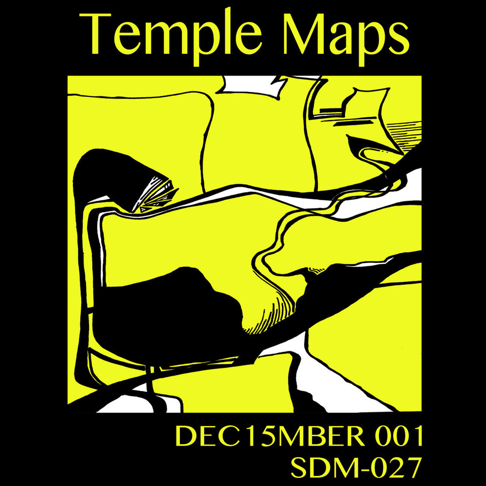 DEC15MBER 001: Temple Maps - Cryogenic     SDM-027