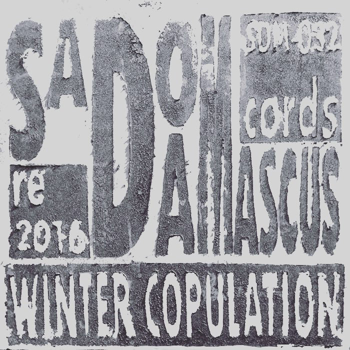 SadoDaMascus Records: Winter Copulation 2016     SDM-032