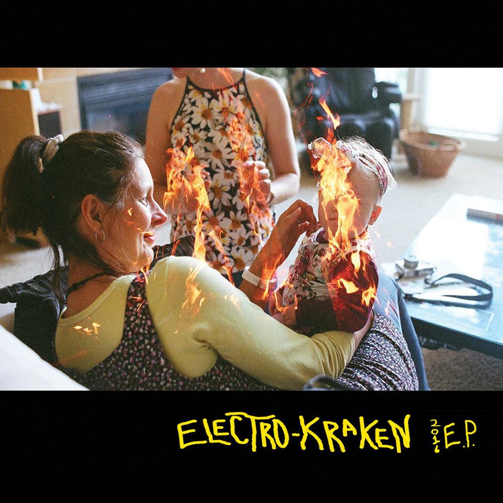 Electro-Kraken - EP 2016     SDM-037