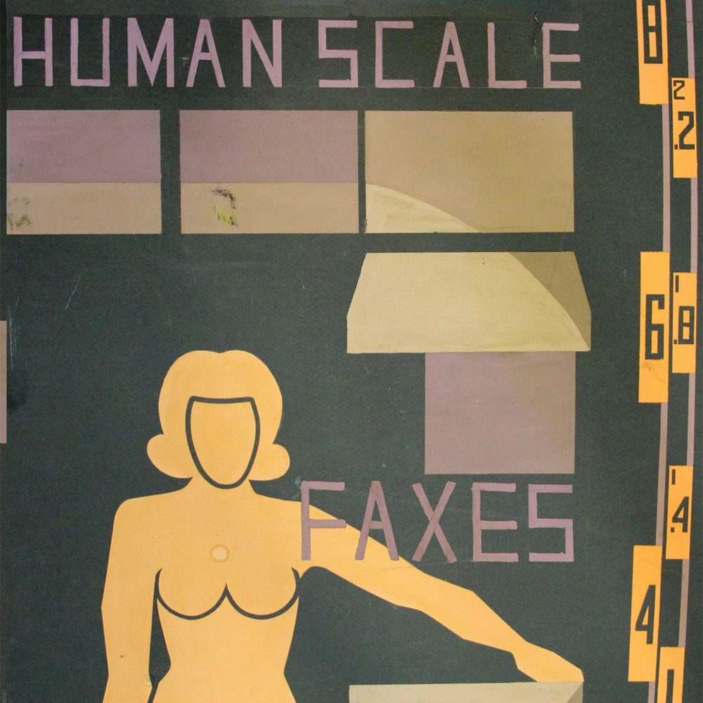 FAXES - HUMAN SCALE      SDM-038