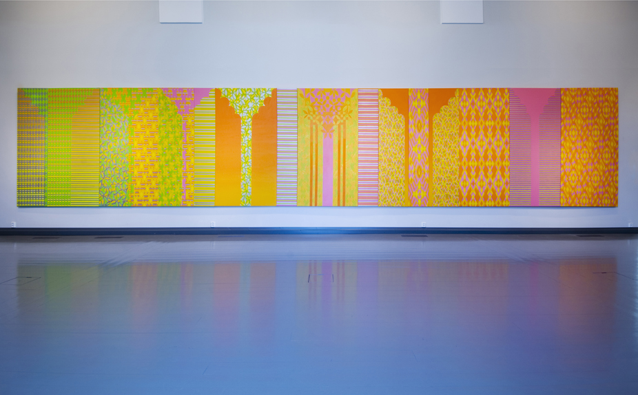 Perfect Sunset -2007,(225x1160cm)at Turku Art Museum,Finland 2008.jpg