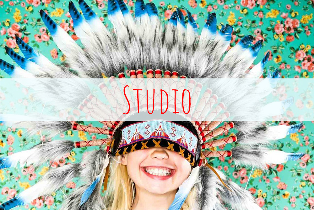 Studio Photography session sussex