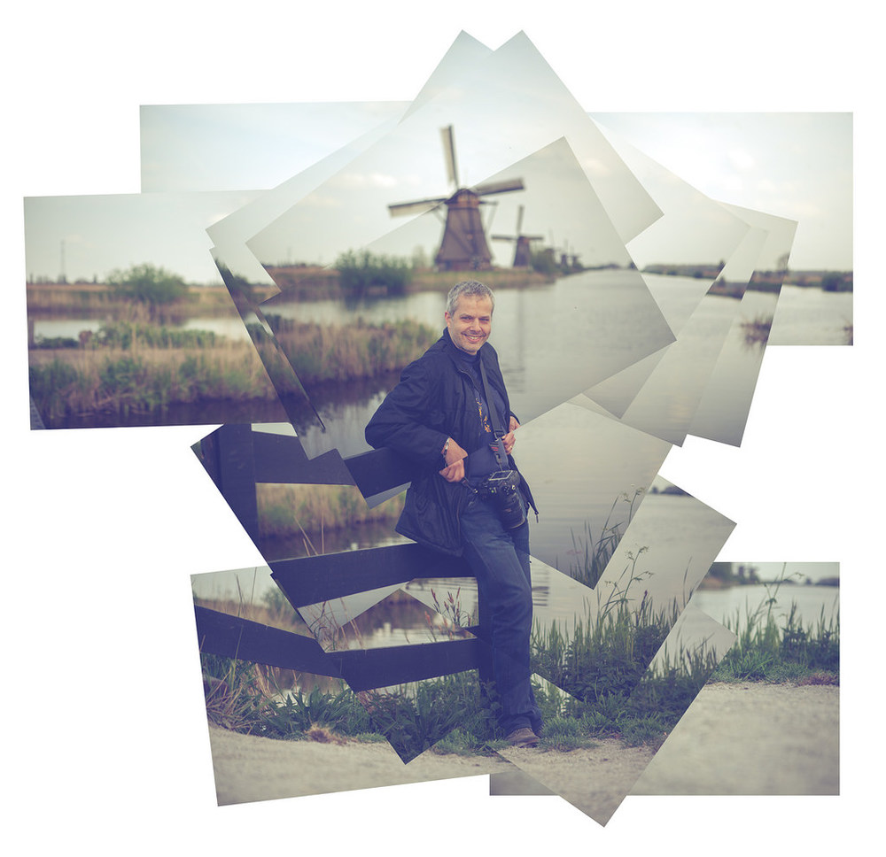Jon-portrait-montage-windmills-kinderdijk-the-hague-the-netherlands-den-haag