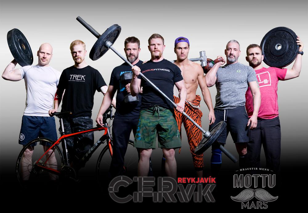 Mottumars CrossFit Reykjavík by Birta Rán