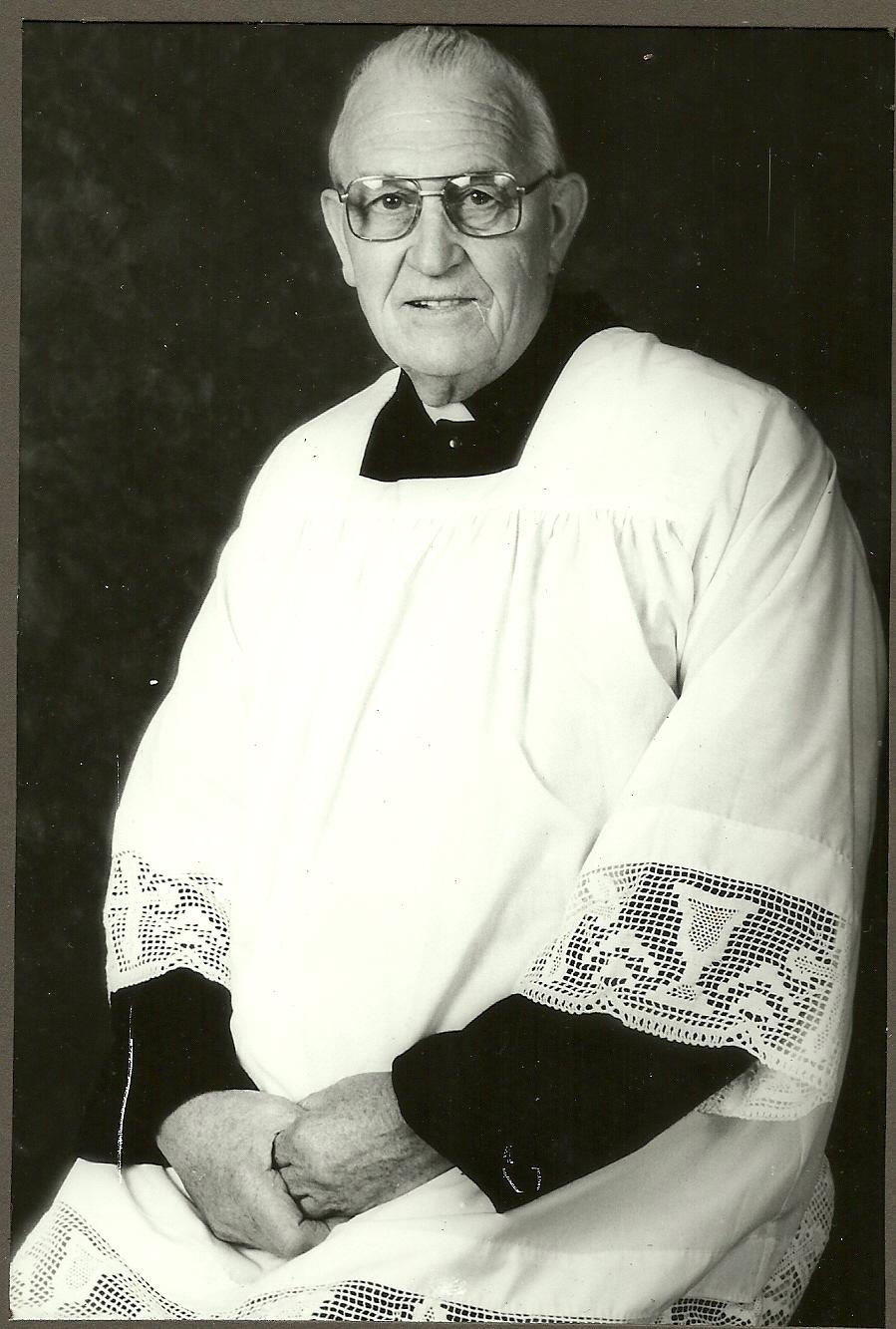 Fr Paddy Mullaney