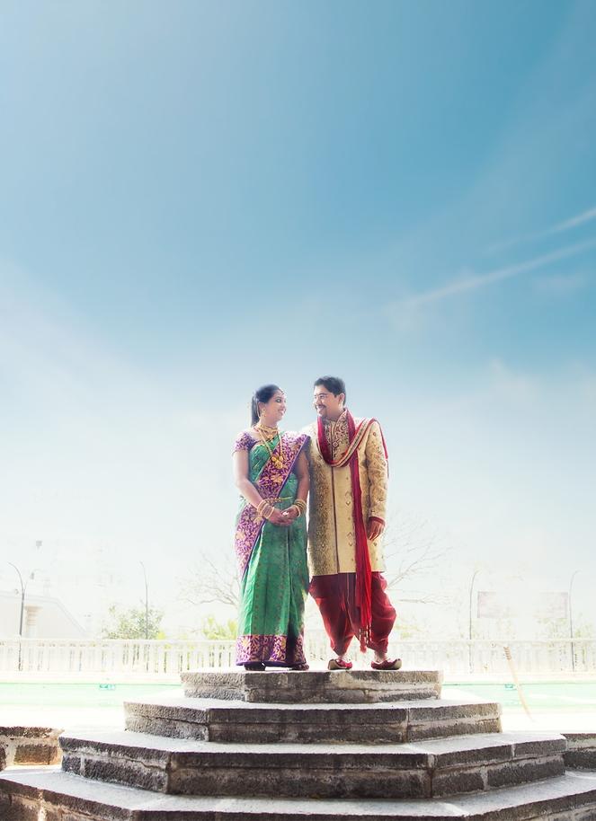 Veena + Sandeep : Bangalore