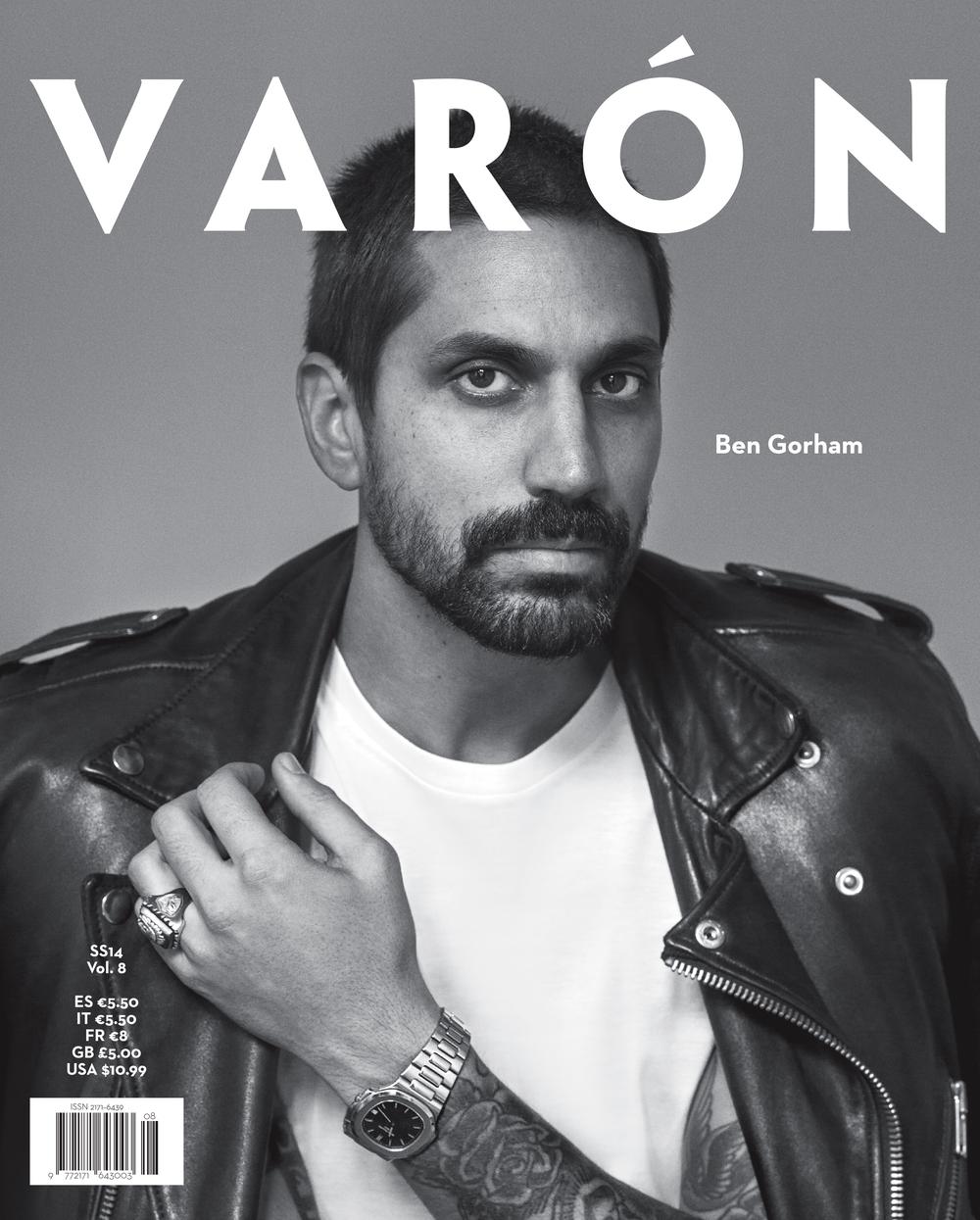 Ben Gorham Varon Vol. 8 SS14