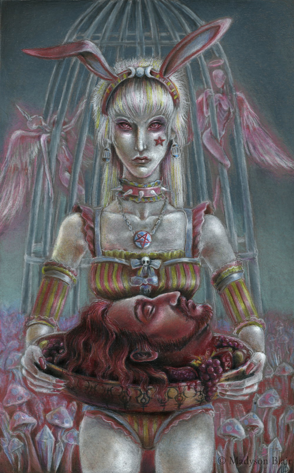 'The High Priestess'