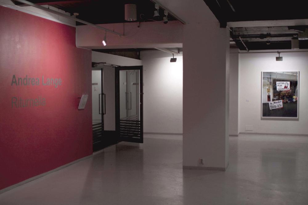 Installation view, Stenersenmuseet, Oslo