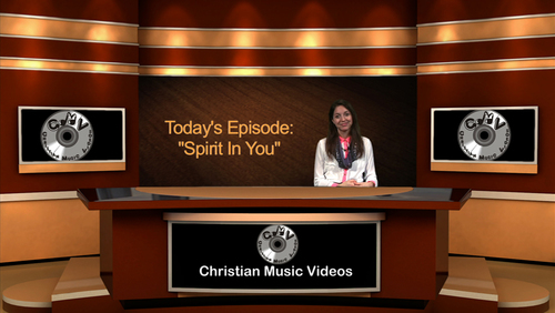 """Christian Music Videos"" is a half hour television series featuring<br /><br /><br /> national and independent Christian artists. Here is info on the latest<br /><br /><br /> episode!EPISODE TITLE: SPIRIT IN YOUFirst Broadcast: Week of January 13<br /><br /><br /> -19, 2014Episode Number: 548Host: KatieScripture: Colossians<br /><br /><br /> 1:28-29Location: KTF StudioPLAYLIST:JudahCall - ""Seasons""Holly Starr -<br /><br /><br /> ""Through My Father's Eyes""Brandy Allison - ""Walkin' On Faith""Nu Starr II -<br /><br /><br /> ""Open Heavens""Crystal Lewis - ""Trust Me""Circadian Rhythm - ""Beautiful<br /><br /><br /> Savior"""