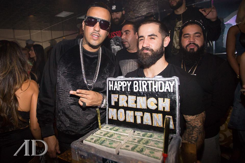 French Montana @ AD Wednesday 11.12.14