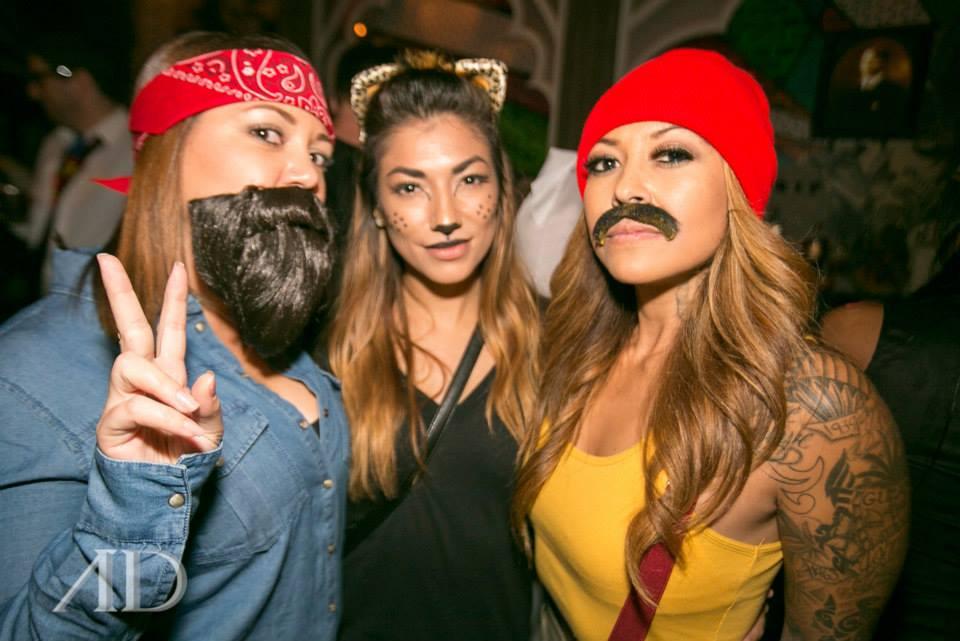 Halloween @ AD Friday 10.31.14