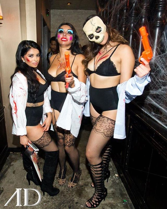 LAST NIGHT was a great start to #AD #HalloweenWeekend 🍾🎃 We're ready to do it all over again TONIGHT w/ @djmogotti! #AdNightclub #ADonHALLOWEEN #POSSESSION #SanDiego