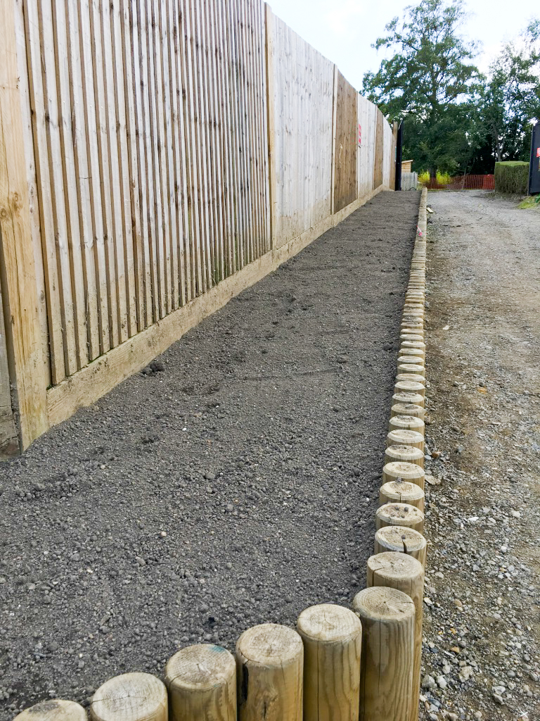 Step Three Construction - Landscaping & Groundworks