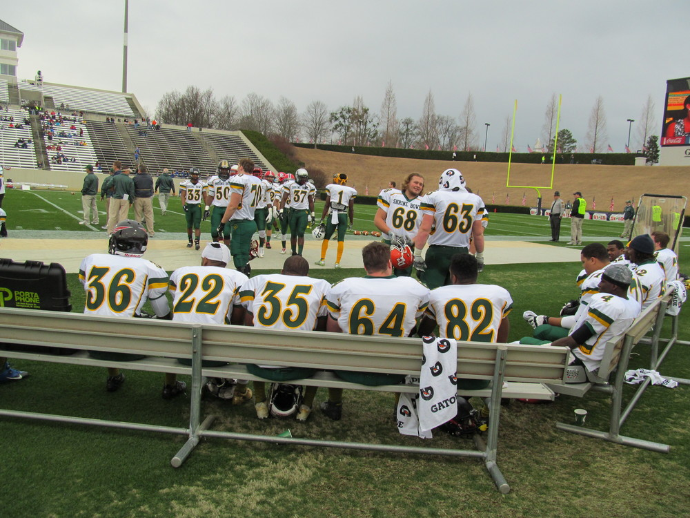 Pregame - 2013 Shrine Bowl of the Carolinas