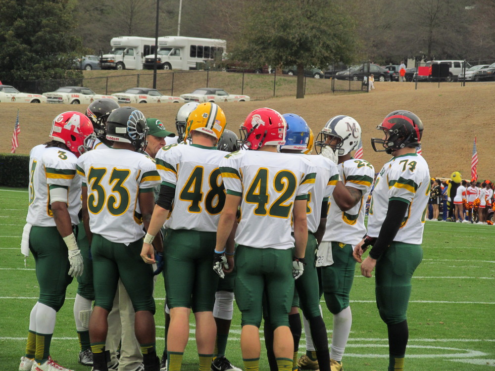 Isaac Martin - 2013 Shrine Bowl of the Carolinas