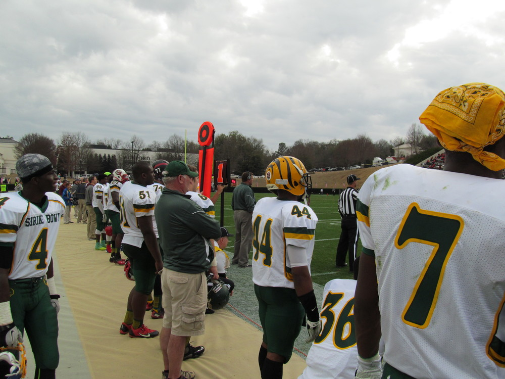 2013 Shrine Bowl of the Carolinas