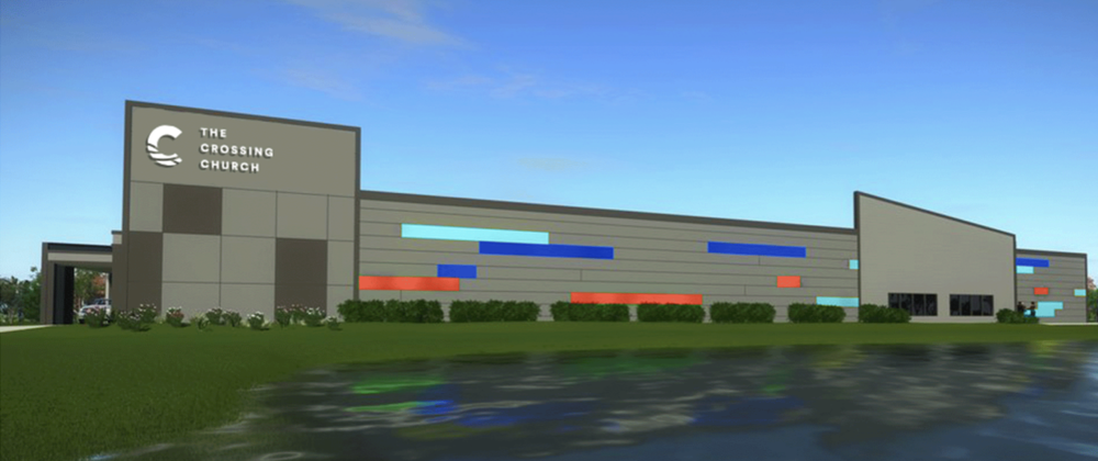 Concept of our new SouthShore Campus Building