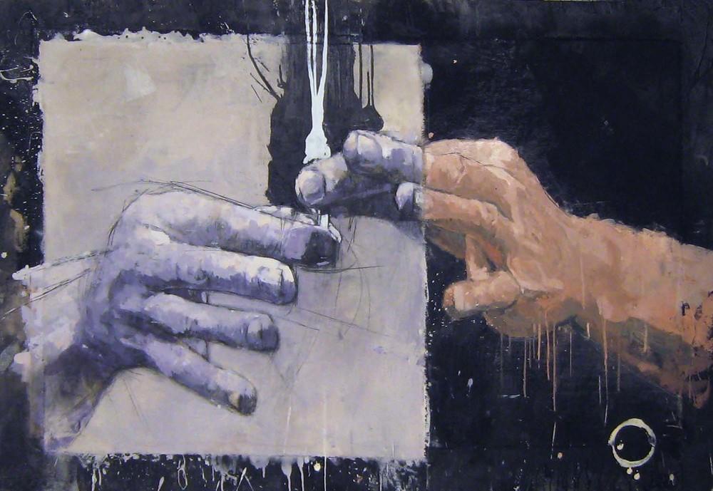 HANDS #7 (2008)