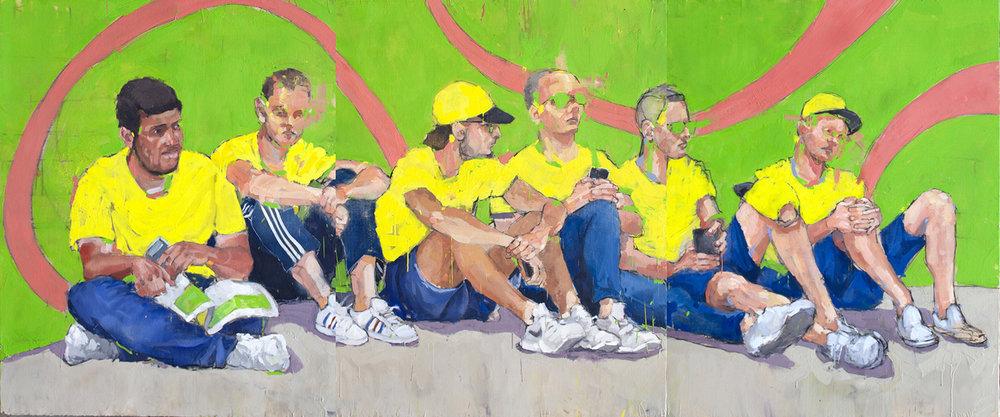 Soccer Team, 2018