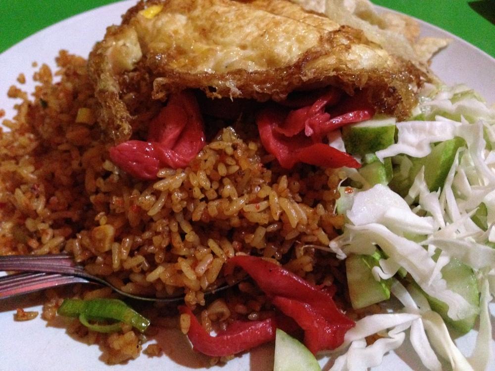 nasi goreng asoy rizdano nasi goreng bhakti sosis 1