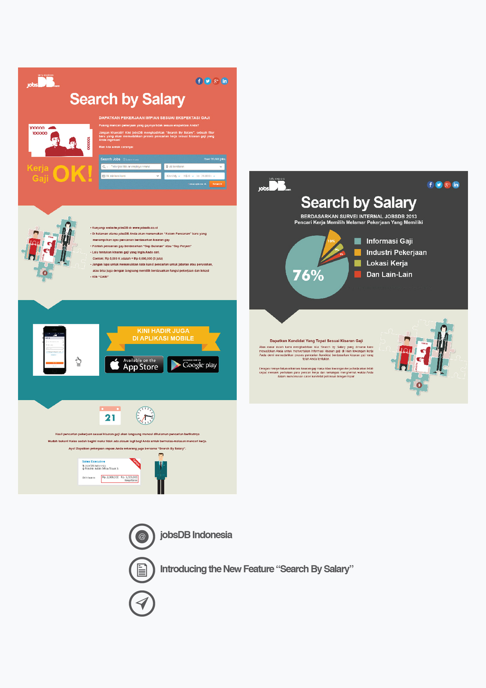 jobsDB Indonesia | Search by Salary