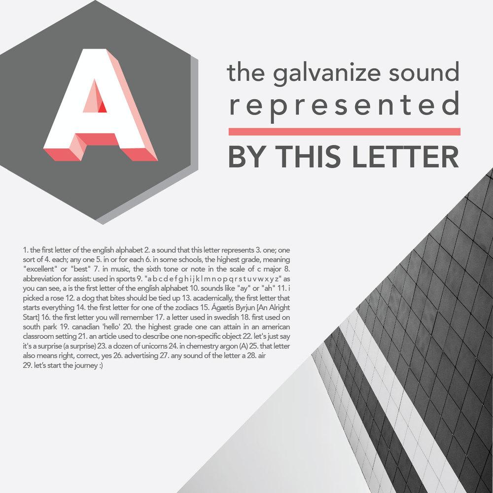 The Galvanize Sound | A