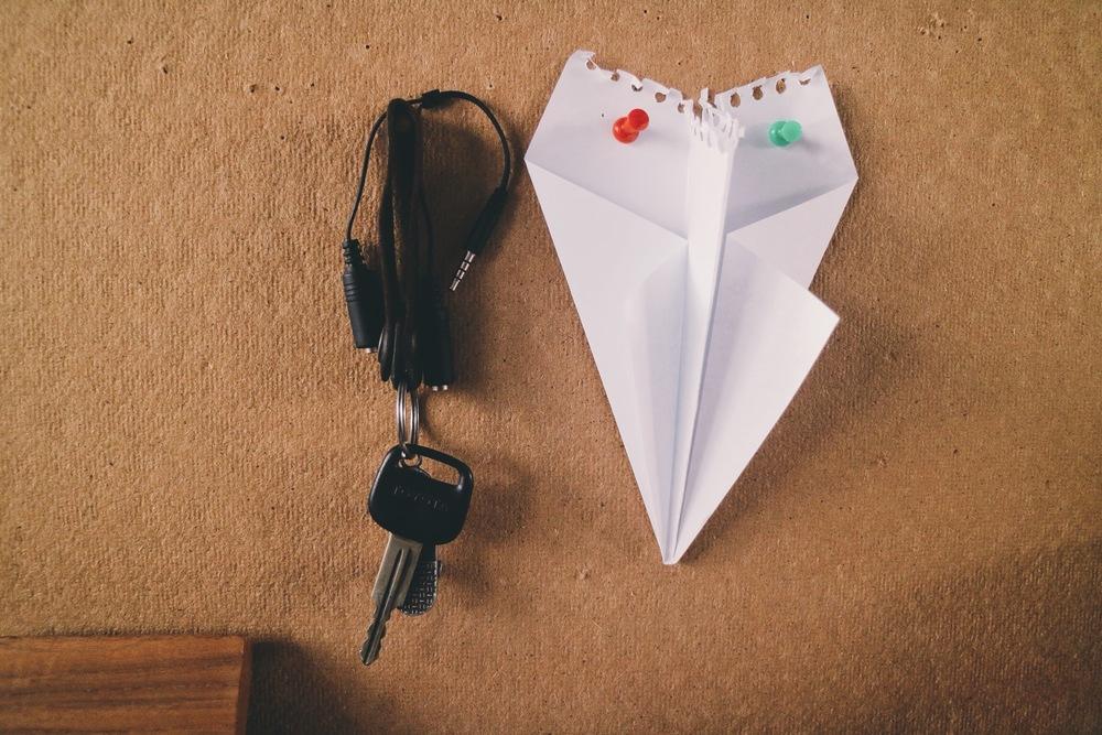 Swoosh! Paper Plane