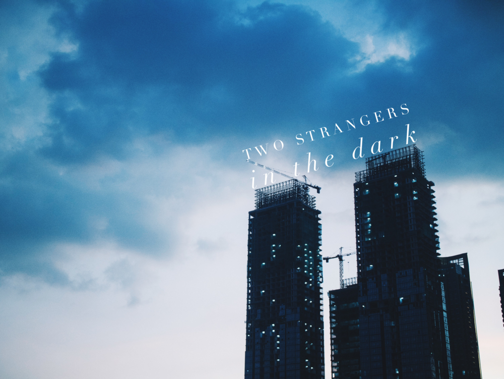 Two Strangers In The Dark