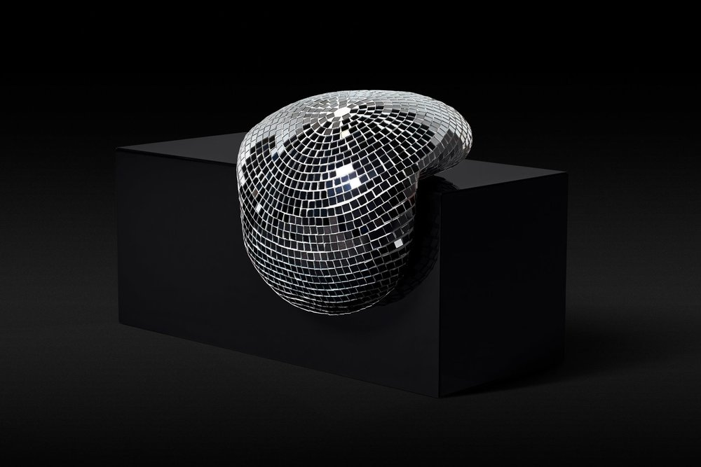 Disco Gufram_After Party - side table_ph Leonardo Scotti_black_1.jpg