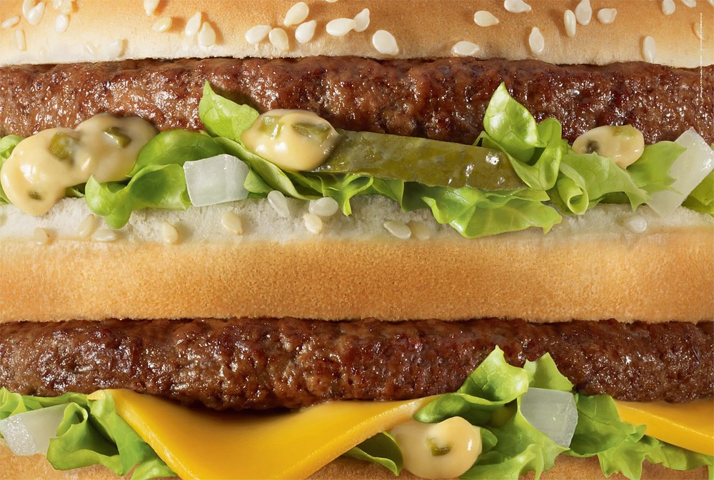 McDonald's Big Mac, TBWA\ Paris