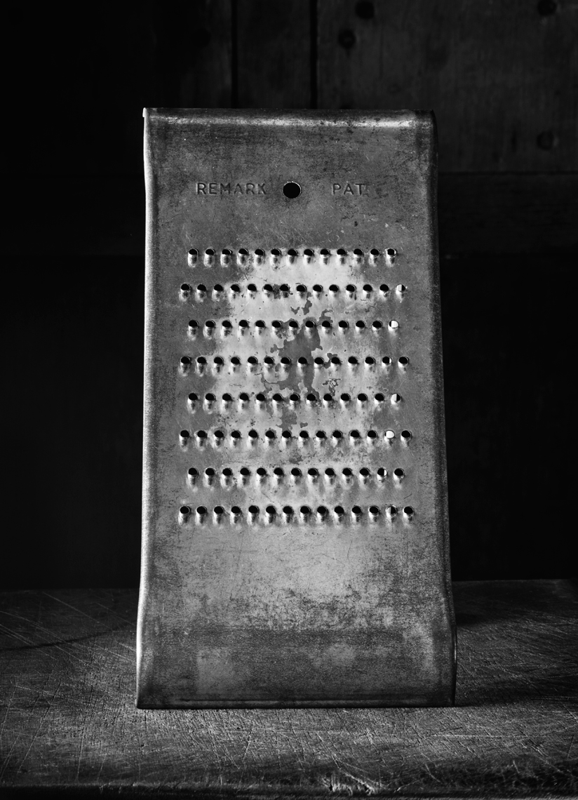 Old grater