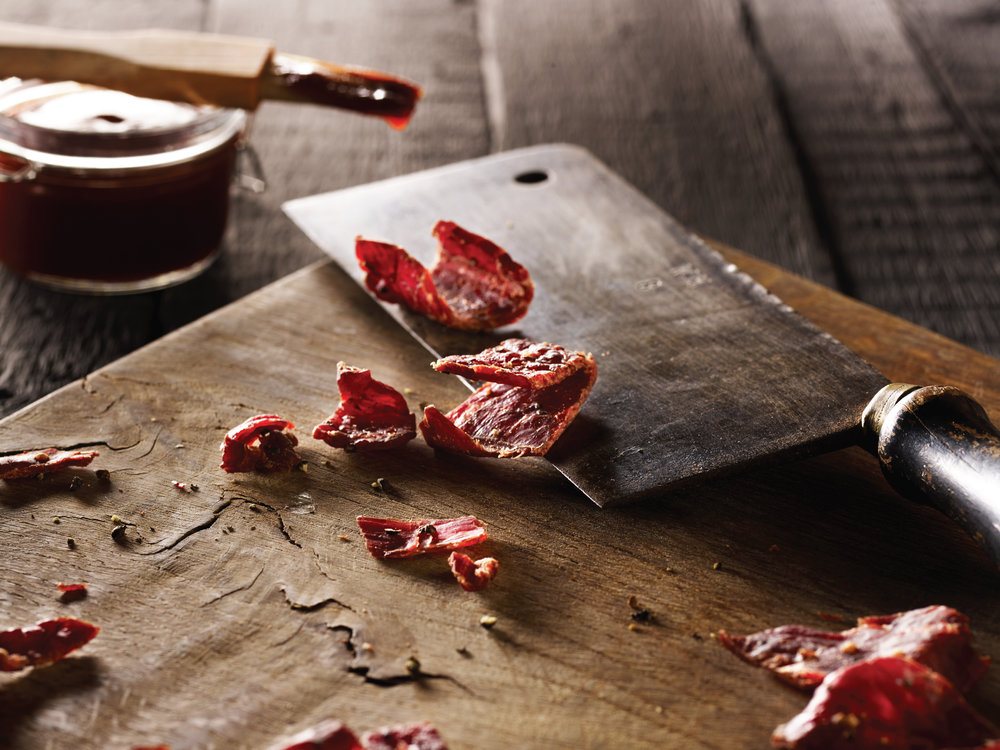 Jack Link's Beef Jerky, Osborne Pike Design