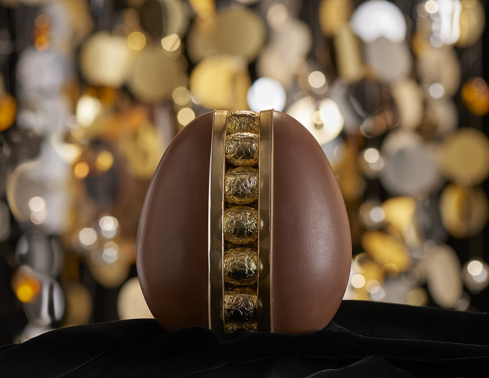 Godiva Easter Egg, For The&Partnership, Styling by Sharron Daly