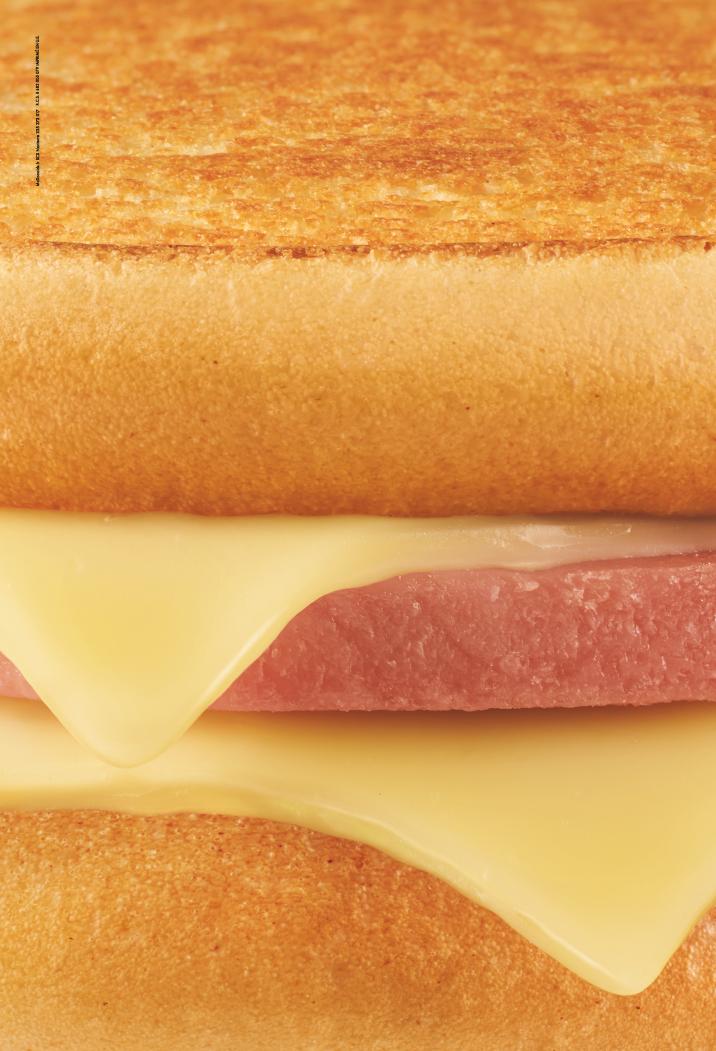 McDonald's Le Croque, for TBWA\Paris