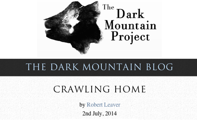 7.2.14 DARK MOUNTAIN BLOG