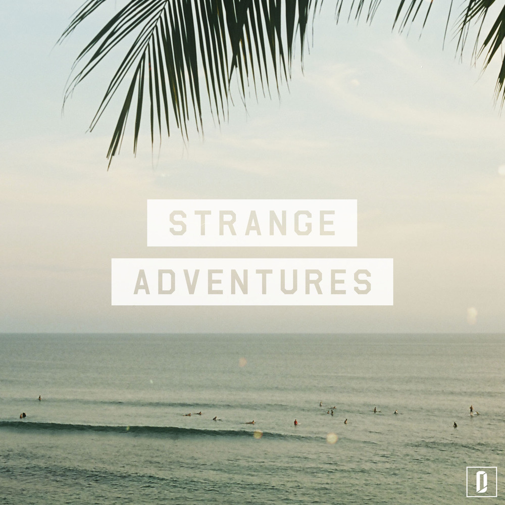 00 Cover - Strange Adventures Mixtape by Daily News.jpg