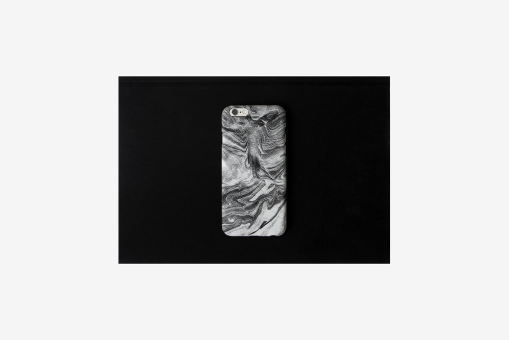 Design | Felony Case | Marble Smoke Marble iPhone Case In Collaboration with Felony Case