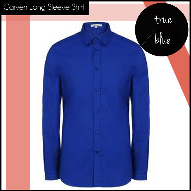 1 Carven Long Sleeve Shirt