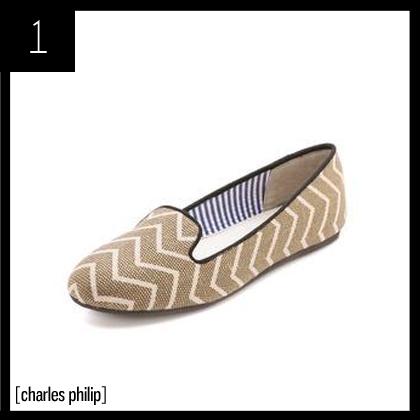 1 Charles Philip Sheila Chevron Flats