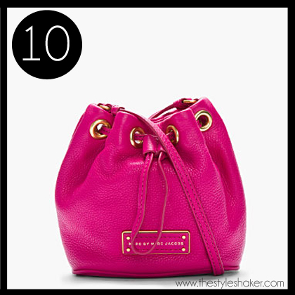 10 Marc by Marc Jacobs Drawstring Tote
