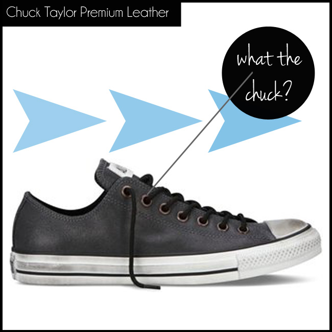 2 Chuck Taylor Premium Leather