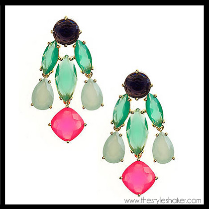 shop the Kate Spade New York Statement Chandelier Cluster Earrings