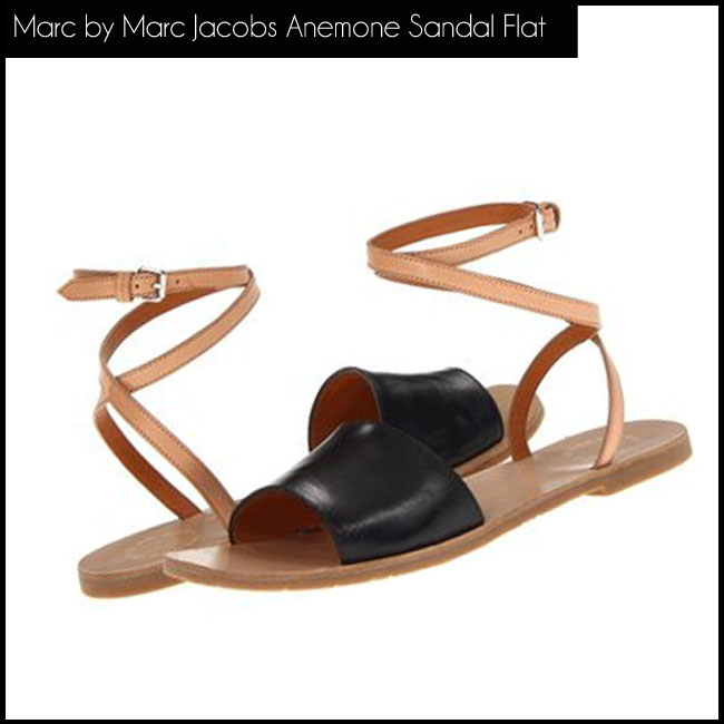 2 Marc by Marc Jacobs - Anemone Sandal Flat