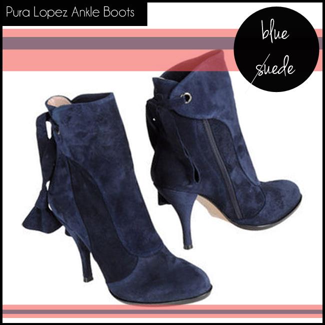 2 Pura Lopez Ankle boots